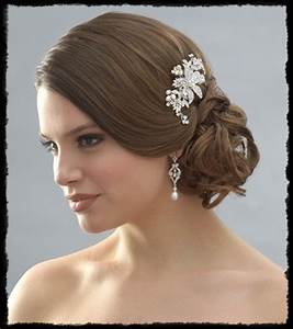 Dawn J39s Fashion Wedding Gown Bridal Hairstyle And