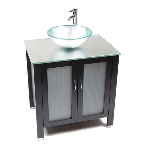 31 vanity top with sink shop bionic waterhouse 31 in x 22 in dark venge single