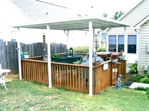metal decking patio aluminum awnings  homes patios residential awning kits recognizealeadercom