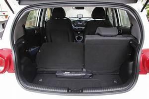 Hyundai I10 Coffre : essai hyundai i10 1 0 pile dans le mille ~ Medecine-chirurgie-esthetiques.com Avis de Voitures