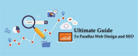 Website And Seo by Ultimate Guide To Parallax Web Design And Seo