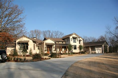 hill country house traditional exterior other