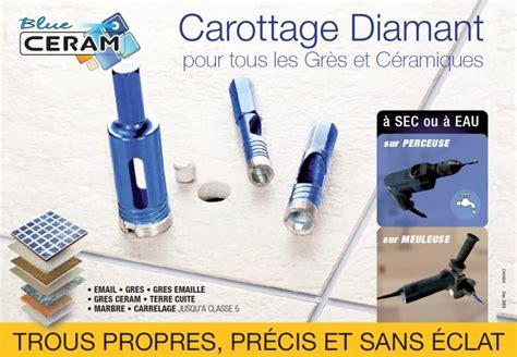 foret diamant pour le percage du carrelage et des gr 233 s ceram blue ceram diam 232 tre 6 de marque diager