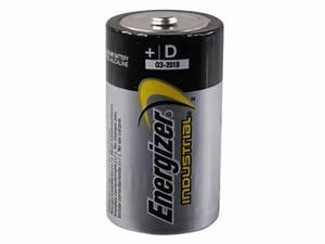 Batterie 1 5 Volt : energizer battery d industrial en95 1 5 volt alkaline ~ Jslefanu.com Haus und Dekorationen