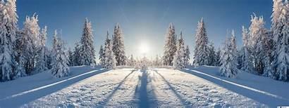 Sunrise Winters Winter Dual Standard Besthdwallpaper