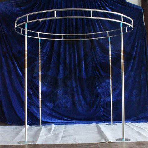 shape backdrop stand stage stent  wedding