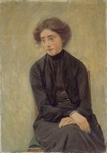 Portrait of Miss Hedwig Ruetz, 1903 - Max Liebermann ...