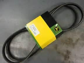 john deere genuine oem power flow mcs belt m147278 48c