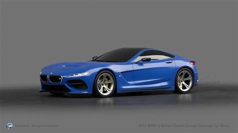 Bmw 6 Series by Bmw 6 Series Sport Coupe Rendered
