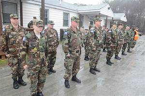 VDF tackles training objectives during March assembly at ...