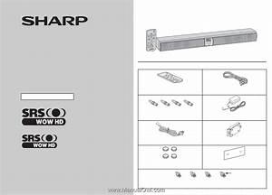Sharp Htsb200