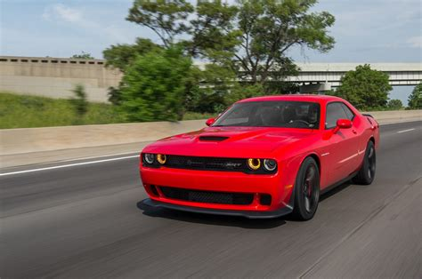 Dodge Challenger 2015 by 2015 Dodge Challenger Srt Hellcat Featured In Brief Motor