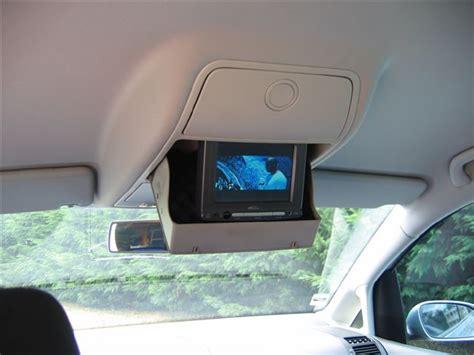 comment installer un siege auto dans une voiture installation ecran plafonnier conseils touranpassion