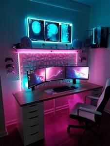 Setup, Gaming, 3