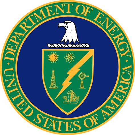 u bureau file seal of the united states department of energy svg