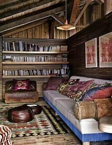 le salon marocain de quotmille et une nuitsquot en 50 photos With tapis kilim avec canapé tissu et bois