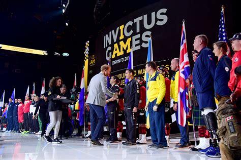 TORONTO 2017 - Invictus Games Foundation