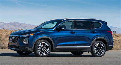 All-new 2019 U.s.-spec Hyundai Santa Fe Is All About
