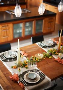 Kitchen Table Setting Ideas Vida 39 S Think Tank Inspiring Tablescapes Rustic And Casual Table Setting Ideas