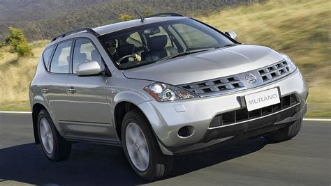 2005 Nissan Murano Reviews by Nissan Murano Used Review 2005 2015 Carsguide
