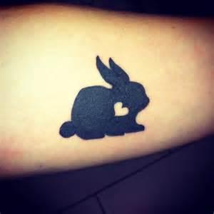 Little Bunny Tattoo