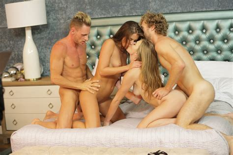X Art Caprice And Anya In Caprice Swaps Cocks With Marcello