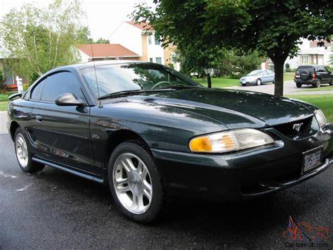 Ford Mustang Gt 1998  Car Classics