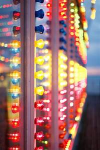 carnival lights by kris atomic | photography | Pinterest ...