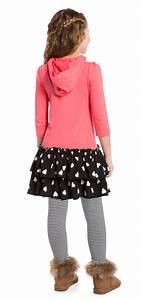 Stripe Pop Rock Outfit - FabKids