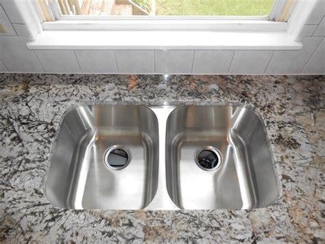 granite stainless steel sink