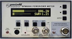 Dpm 6000 Lab-grade Swr  Power Meter