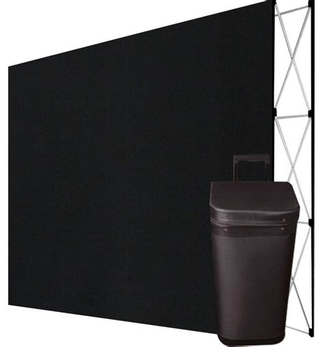 Backdrop Display by 10 Ft Pop Up Trade Show Display Booth Floor Backdrop