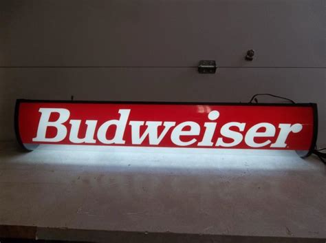 budweiser red light for sale budweiser pool light for sale classifieds