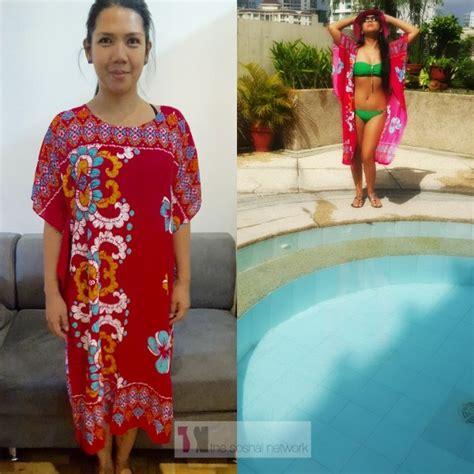 daster batik aninda dress ten ways to wear a daster the soshal network