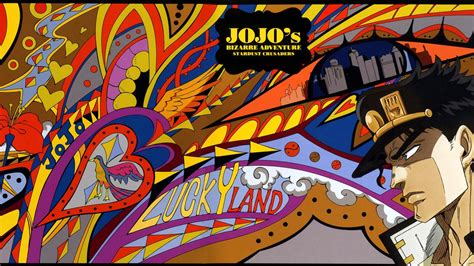 Jojo Bizarre Adventure Wallpaper ·① Download Free Awesome