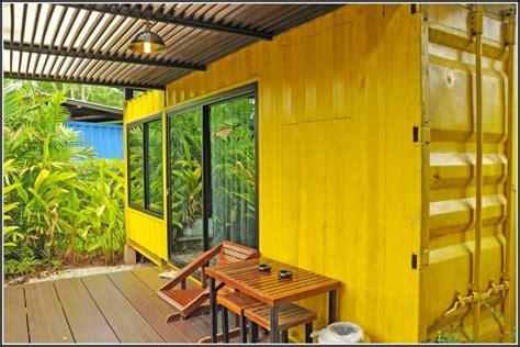 Container Als Gartenhaus by Container Als Gartenhaus Gartenhaus House Und Dekor