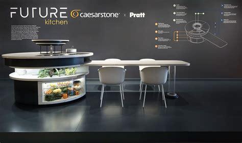 Future Kitchen Creating The Kitchen Of 2050