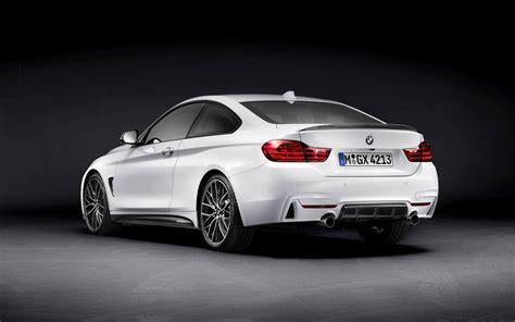 2018 Bmw 4 Series Coupe With M Performance Parts Studio