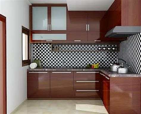 kitchen set aluminium minimalist art