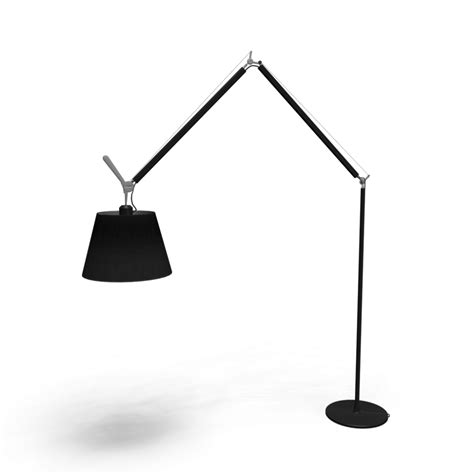 tolomeo mega floor l assembly tolomeo mega terra black 42 onoff design and decorate