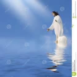 Jesus Walking On Water Miracle