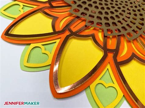 The sizes are between 7 and 8 in diameter for cutting on 8.5 x 11 card stock this download includes the cutting files in svg, pdf, dxf and png formats for use with either the silhouette (de required) or the cricut explore. 3D Layered Mandalas: How to Multilayer & Mesmerize ...