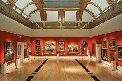 Museum Walk Leicester Victorian Info Gallary Plan
