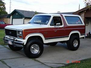1984 Ford Bronco - Pictures - CarGurus