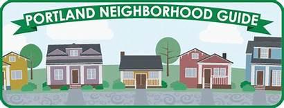 Portland Neighborhood Guide Neighborhoods Alphabetical Detailed Links