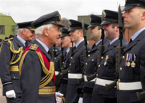 Royal Air Force Air Chief Marshal Sir Patrick Hine