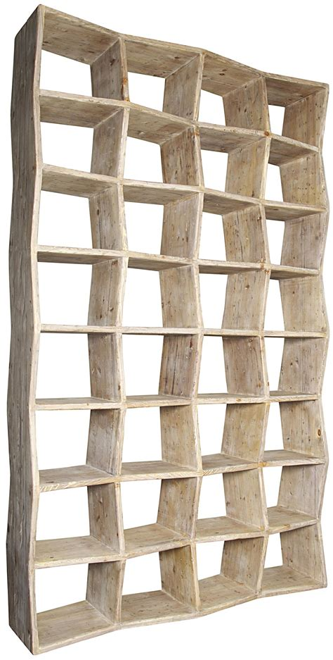 Zig Zag Bookcase by Home Office Roomors