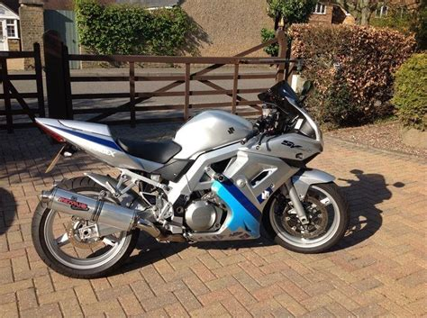 Suzuki Sv1000s For Sale by Bike Of The Day Suzuki Sv1000s Mcn