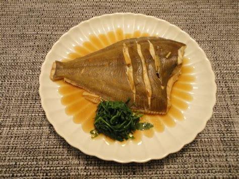 cuisiner du carrelet poisson à la japonaise carrelet カレイの煮付け paperblog