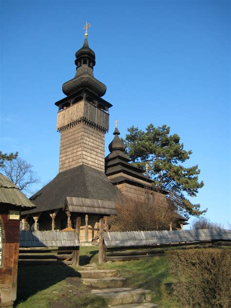 wooden church uzhgorod ukraine great places